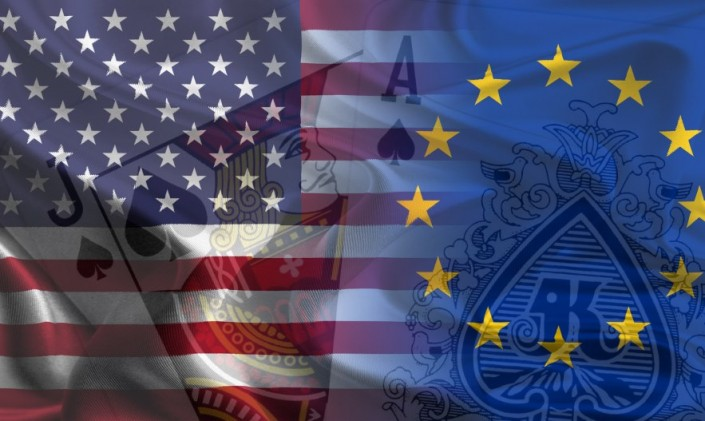 Blackjack amerykański a blackjack europejski